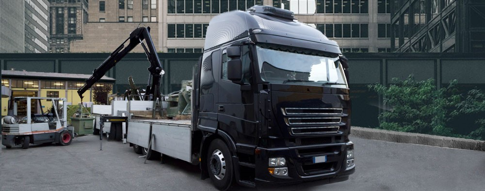 Road freight, furniture import UK